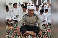 Iptu Auzar Gugur usai Shalat Duha di Masjid Polda Riau
