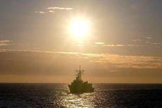 Dua Kapal Perang Australia Menuju Semenanjung Korea