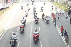Pengendara Sepeda Motor Harus Jadi Duta Keselamatan Berlalu Lintas