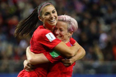 Pemain LGBTQ Meriahkan Piala Dunia Sepakbola Puteri 2019