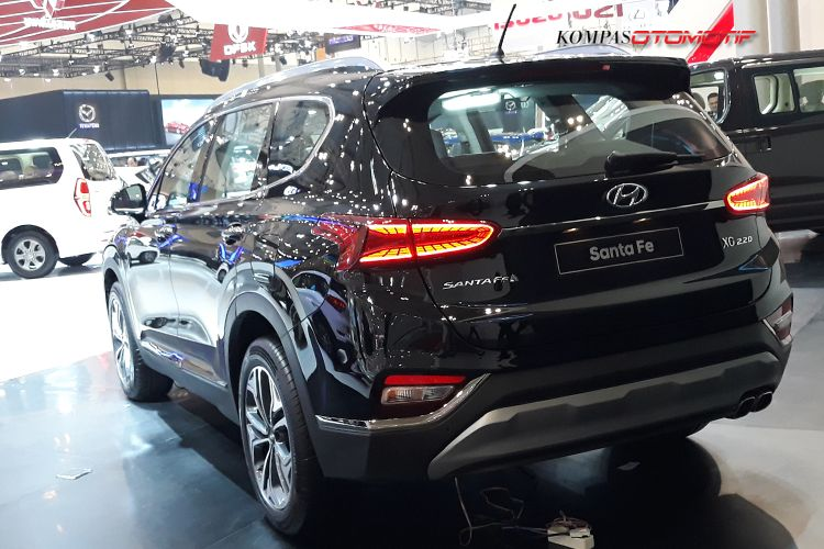 All New Santa Fe di GIIAS 2018