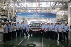 Ertiga Terbaru Belum Dijual via Proton Malaysia