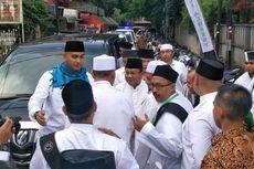 Prabowo dan AHY Hadiri Peringatan Maulid Nabi dan Haul Habib Kwitang