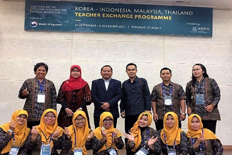 Program Pertukaran Guru Indonesia-Korea