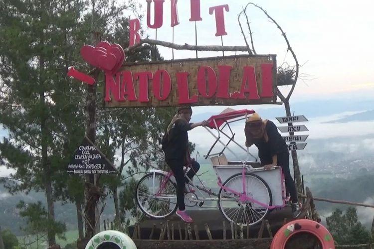 Bukit Nato, Tempatnya Menikmati Keindahan Alam Toraja Utara
