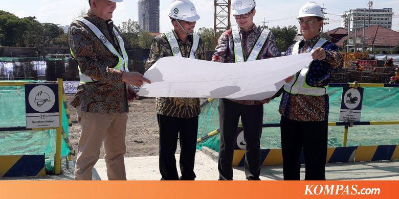LAMI Lamicitra Memulai Konstruksi Apartemen Rp 4 Triliun - Kompas.com