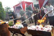 Kejari Jakarta Barat Musnahkan 7 Kg Narkoba