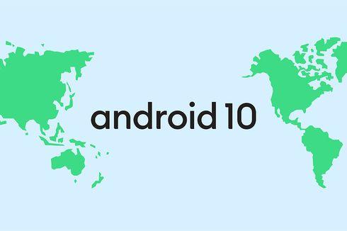 Google Umumkan Nama untuk Android Q dan Logo Baru Android