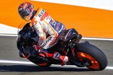 Marquez Ingin Seperti Rossi saat Berusia 40 Tahun