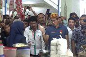 Kunjungi Banda Aceh, Sandiaga Dengarkan Keluhan Pedagang Pasar Peunayong