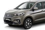 Diam-diam Suzuki Ertiga Tambah Fitur Baru