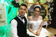 Eza Gionino Gelar Resepsi Pernikahan Tanpa Kehadiran Ibunda