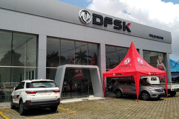 DFSK hadir di Palembang, Sumatera Selatan