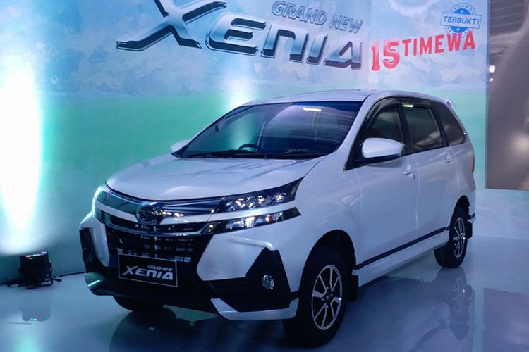 Daihatsu Xenia Facelift resmi meluncur