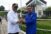 Kunjungi PLBN Entikong, Menhub Tak Sengaja Bertemu Pejabat Malaysia