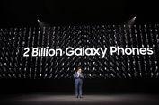 2 Miliar Ponsel Samsung Galaxy Terjual dalam 10 Tahun