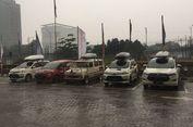 Saat Kijang Buaya, Veloz dan Sienta Touring Jakarta-Timor Leste