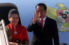 Terbang ke Ambon, Jokowi dan Iriana Akan Hadiri Kongres HMI