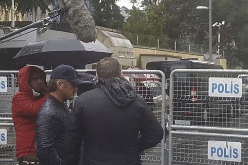Aktor Sean Penn Syuting Film Pembunuhan Jurnalis Jamal Khashoggi