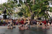 Tari Kenung Merah Ditampilkan di Venezuela