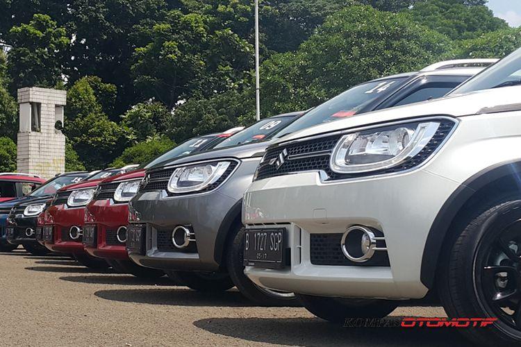 Penjualan Suzuki Ignis