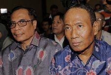Di Tangan Artidjo, Hukuman Irman dan Sugiharto Diperberat Jadi 15 Tahun Penjara