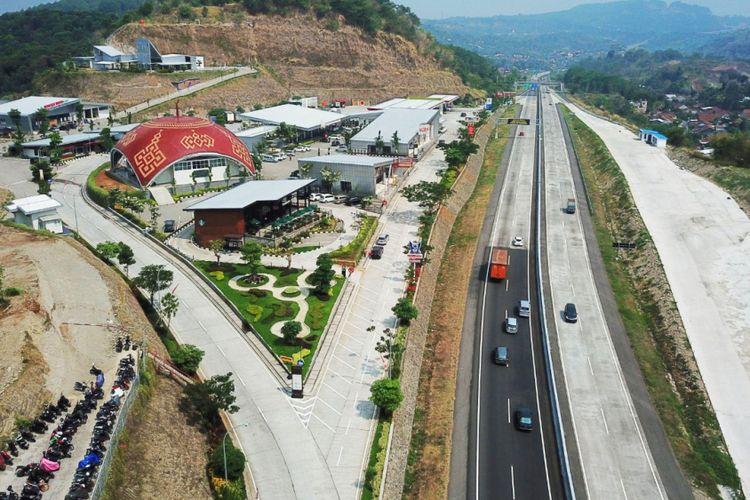 Rest area Tol Trans-Jawa