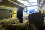 Menyulap Kabin Mobil Layaknya Kamar Hotel Bintang 5
