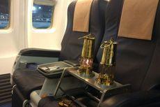 Dibawa dari India Pakai Pesawat, Api Obor Asian Games Padam atau Menyala?