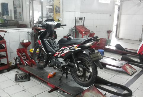 Kenali Komponen 'Fast Moving' Sepeda Motor