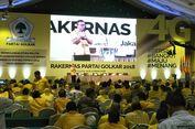 Pemilu 2019, Partai Golkar Targetkan 110 Kursi di DPR
