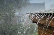 Hujan Disertai Angin Kencang Akan Landa Jaksel dan Jaktim Hari Ini