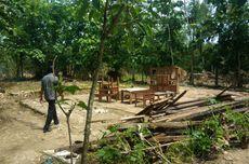 Kerugian akibat Siklon Cempaka di Gunungkidul Mencapai Rp 100 Miliar