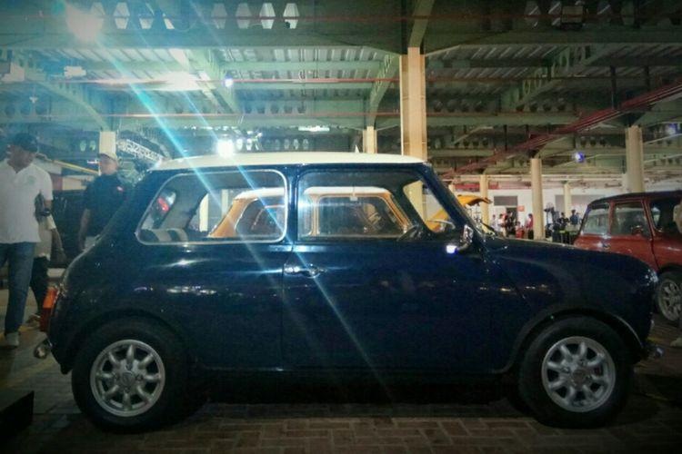 Bangun Morris Mini Klasik Sekarang Sudah Lebih Mudah