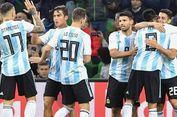 Walau Kalah dari Brasil, Scaloni Bangga dengan Pemain Argentina