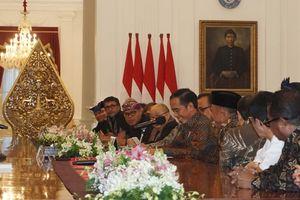 Jokowi Kucurkan Dana untuk Kegiatan Budaya Rp 5 Triliun Mulai 2019