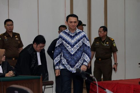 Kalapas Cipinang: Ahok Bebas Murni 23 April 2019