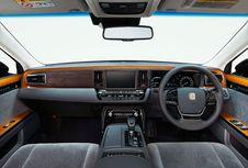 Kemewahan Kabin Pesaing Rolls Royce dari Toyota