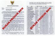 [HOAKS] Surat Optimalisasi Pemenuhan Kebutuhan PNS oleh BKN