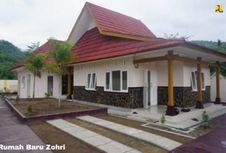 Ini Tampilan Baru Rumah Lalu Muhammad Zohri