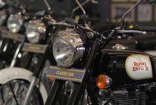 Motor Baru Bergaya Retro, Peluang Bisnis Modifikator Lokal