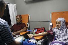 Stok Golongan Darah A dan di PMI Kota Bandung Menipis