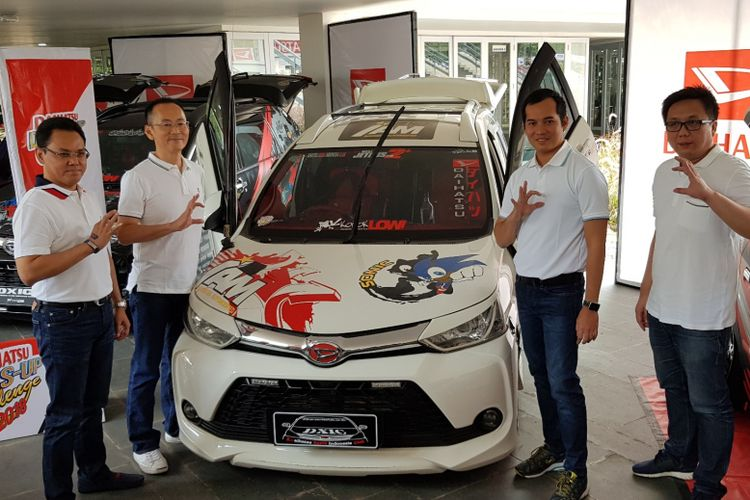 Daihatsu Dress-Up Challenge & Slalom Time Battle 2018