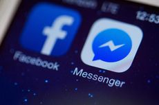 Facebook Messenger Mode Gelap Resmi Meluncur