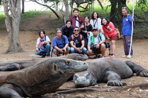 Libur Lebaran, Kunjungan Wisatawan ke TN Komodo Meningkat