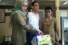 Di Yogyakarta, Ada Tempat Sampah Khusus bagi Tunanetra