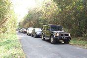 Jelajah Sumatera Para Pecinta SUV