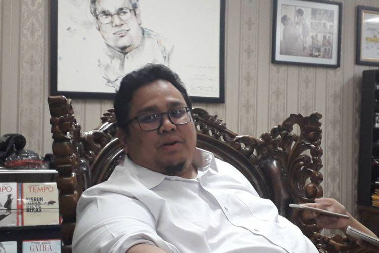 Komisioner Bawaslu Rahmat Bagja