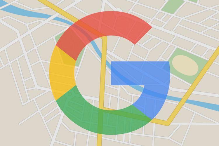 ilustrasi Google Maps