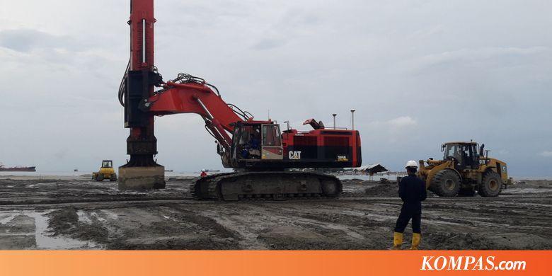 CTRS Menyoal Keamanan Bangunan Properti di Atas Tanah Reklamasi - Kompas.com